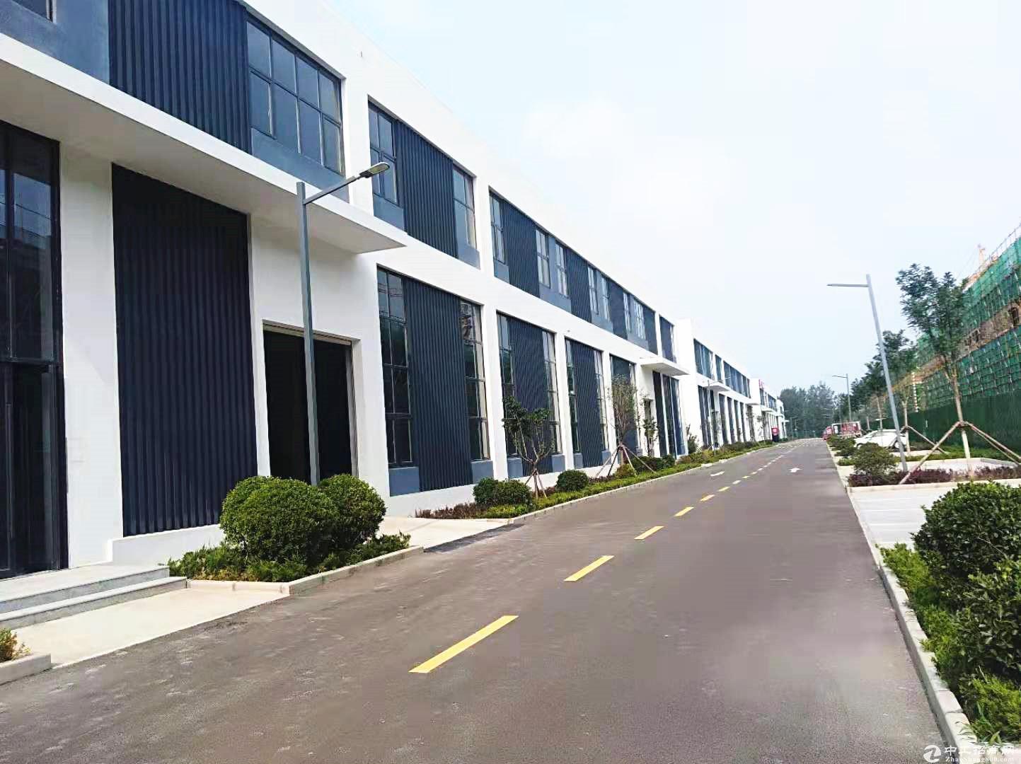 潍坊市区内的50年大产权厂房出售以及研发办公楼出售
