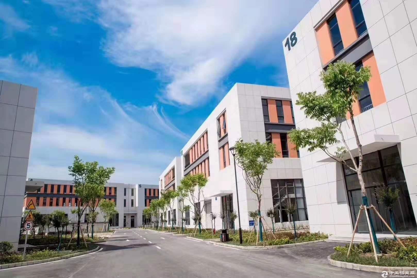潍坊市区内的50年大产权厂房出售以及研发办公楼出售-图3