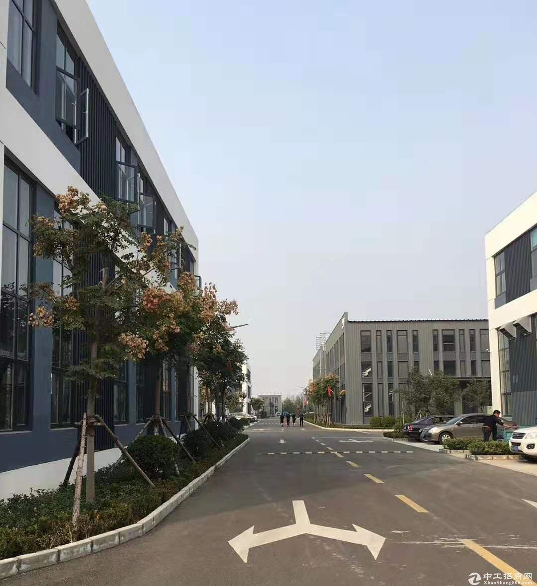 潍坊市区内的50年大产权厂房出售以及研发办公楼出售-图6