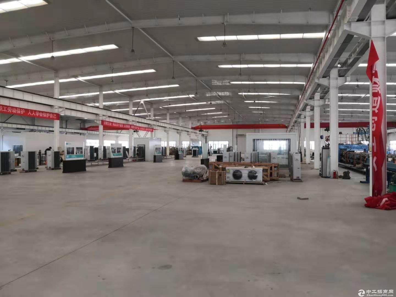 单层厂房承租生产加工企业