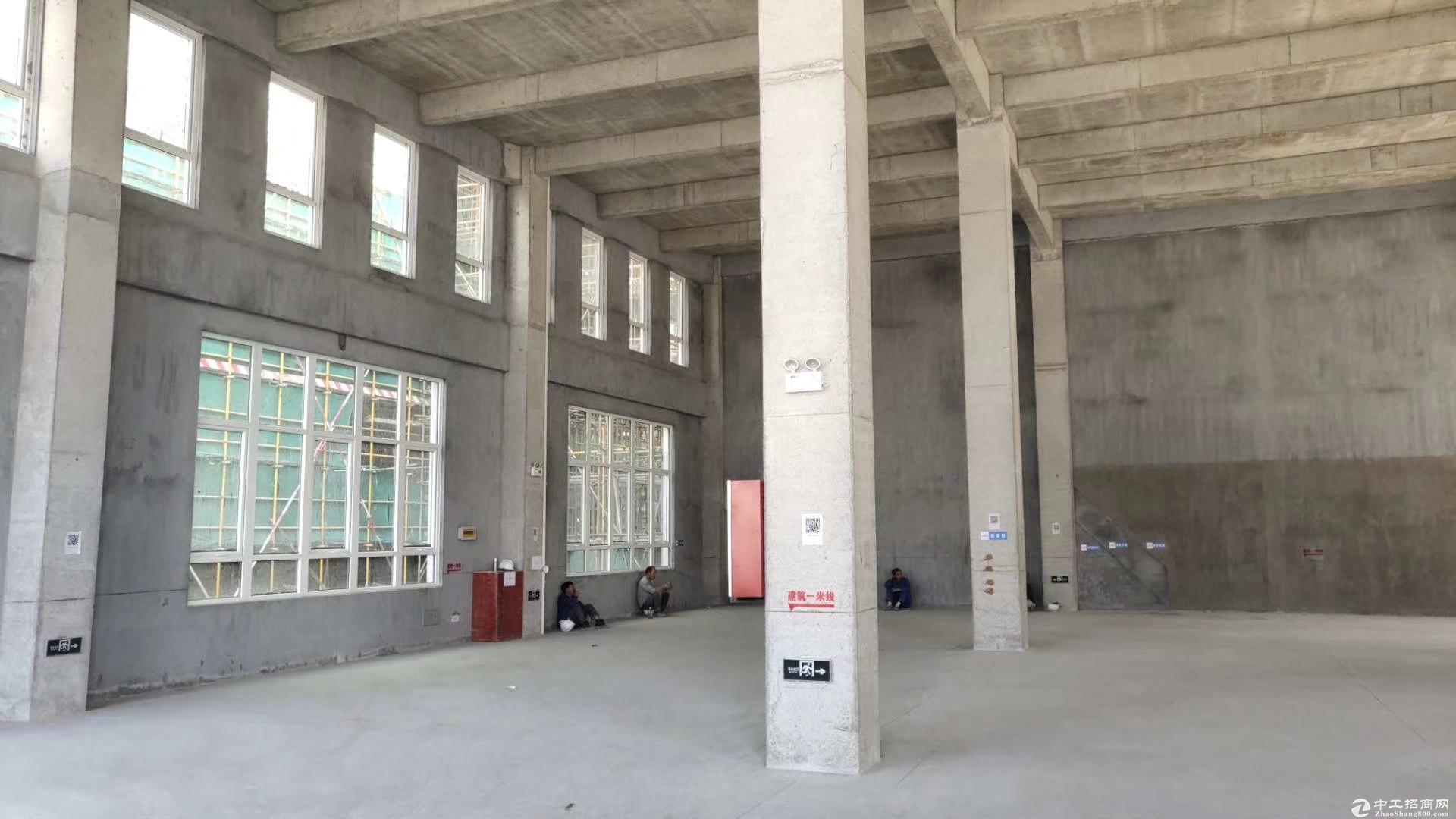 层高8.1米紧邻比亚迪花园式框架结构厂房首付三成可贷10年火热招商-图4