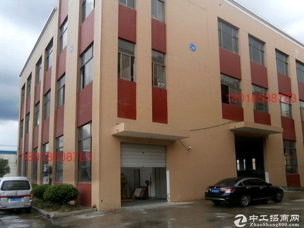 JS5819独栋三层3000平花园厂房低价租