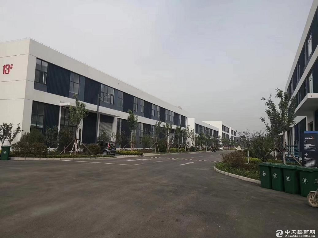 济南市天桥区50年产权【标准厂房】出售,大环评,可贷款-图2