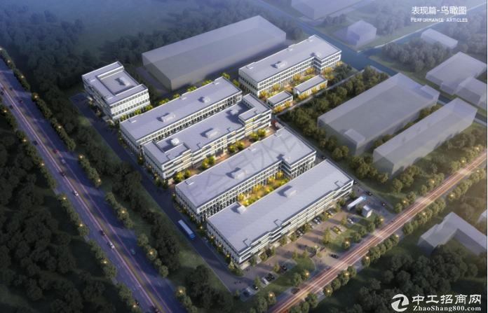 张江长三角科技城平湖园区优质厂房出售