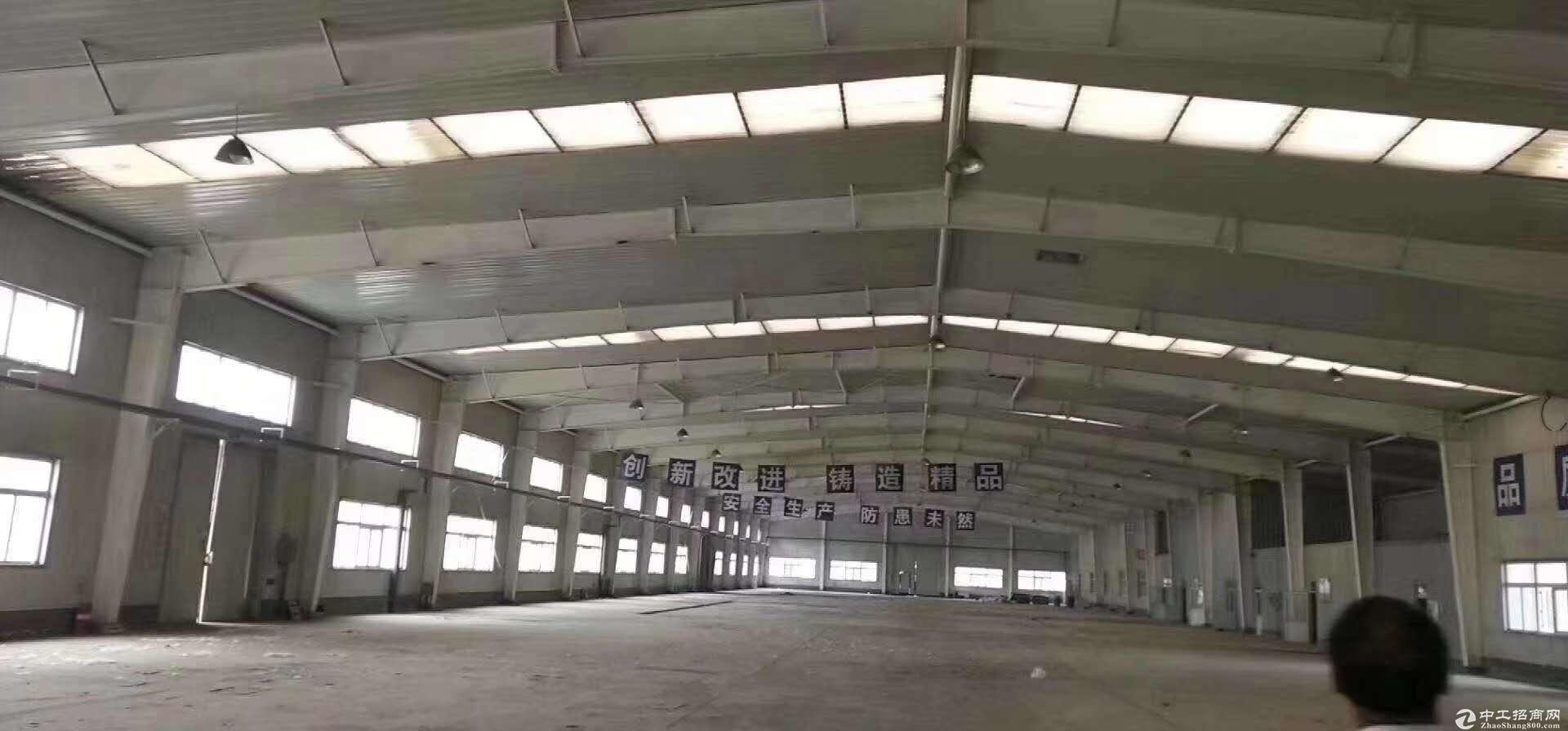 马驹桥生产厂房轻钢厂房出租可环评