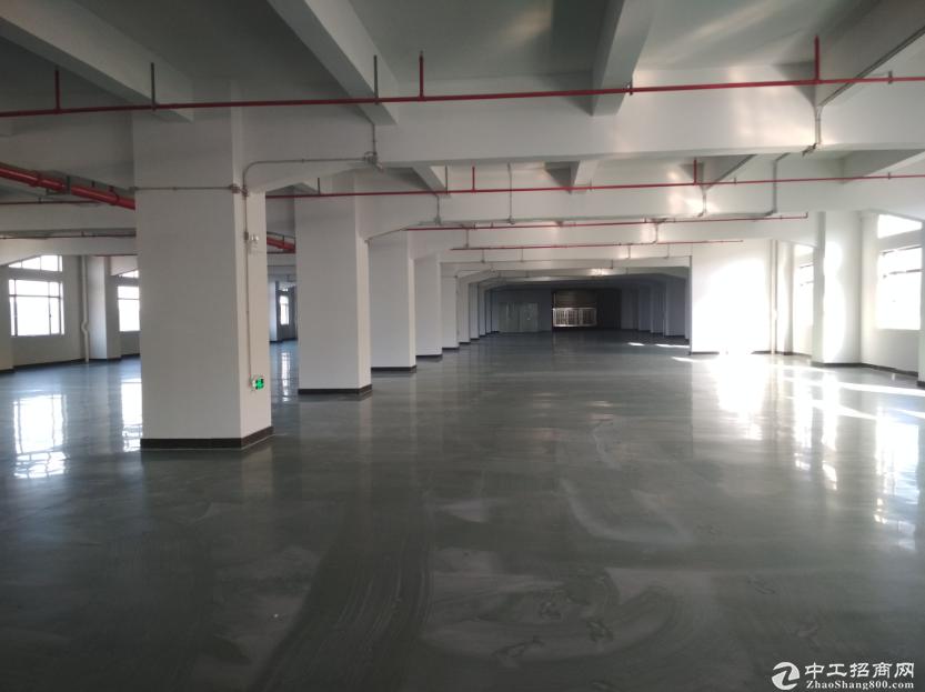 禅城张槎新建高端厂房+写字楼1千方到1万方可办公可注册