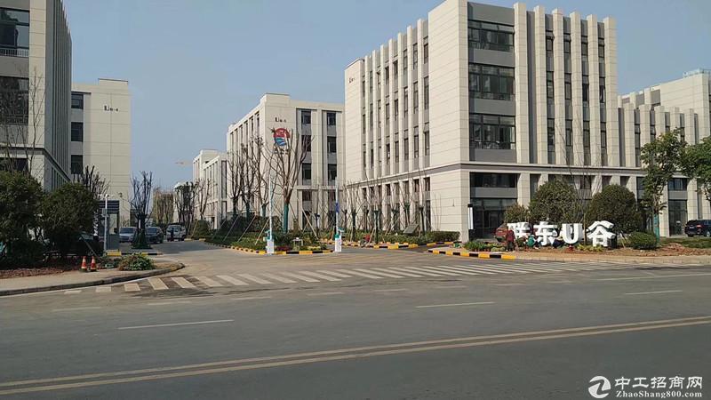 安徽省合肥市蜀山高新区总部办公楼 研发中心准现房厂办一体 可按揭