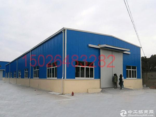 JS2799钢构无柱单层750平高6米无柱子