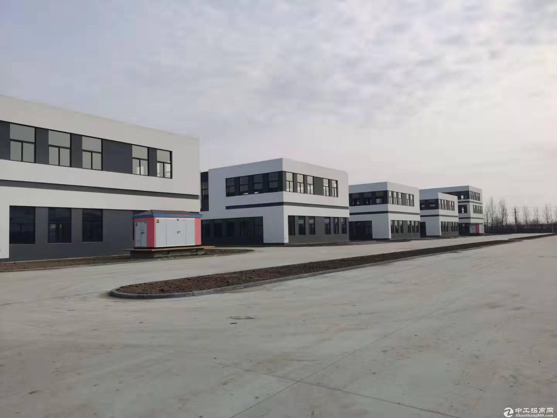 【北辰开发区独栋厂房出售】多行业准入,可环评可贷款,开发商直售