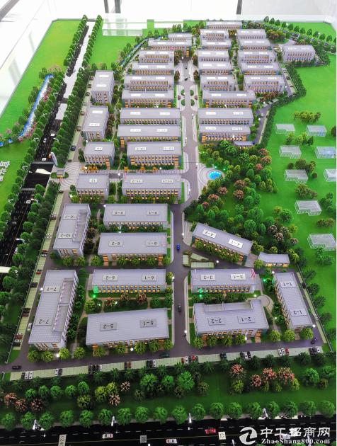 独立产权开发商直售新建厂房可贷款