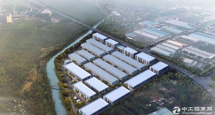 (2层框架)高标准全新厂房 (底层高8.1米)低总价可按揭 50年产权-图4