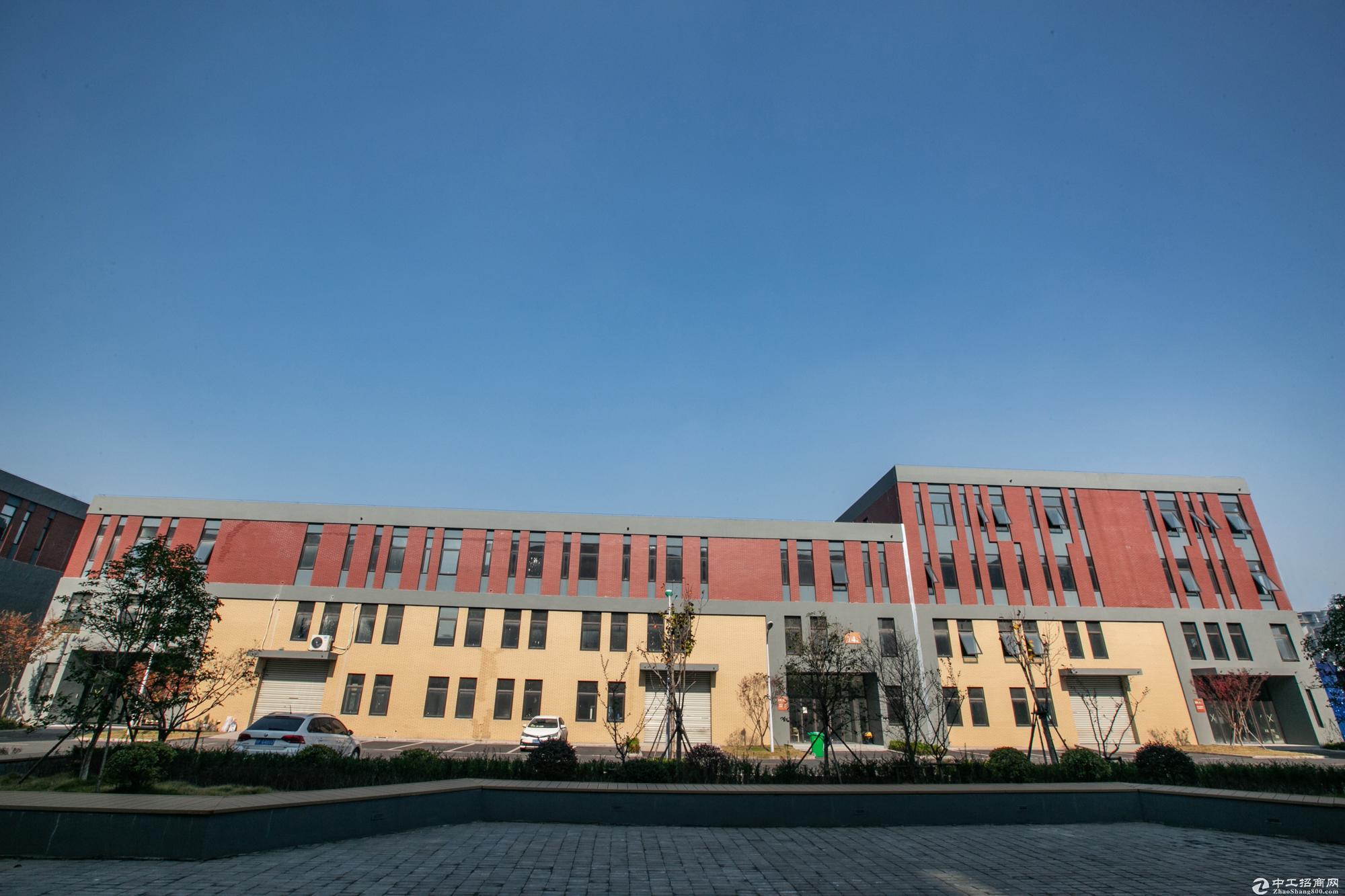 (3层框架)全新高标准工业厂房 底层高8.1米 使用率高 三证齐可按揭-图2