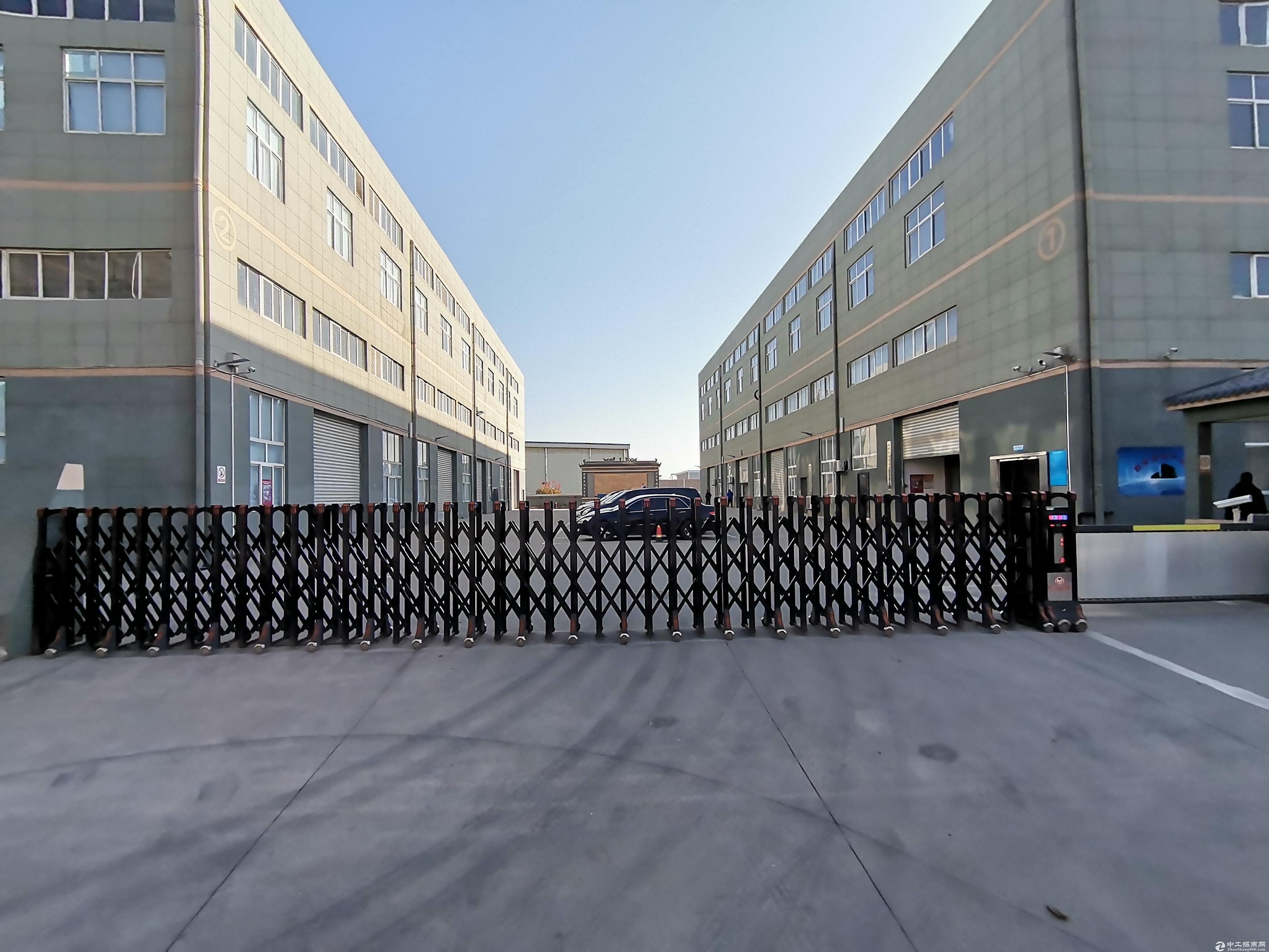 西安经开区草滩生态产业园混凝土大跨度标准厂房出租