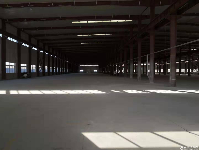 出租滨海新区周边单层厂房可做钢结构手续齐全可喷漆可焊接