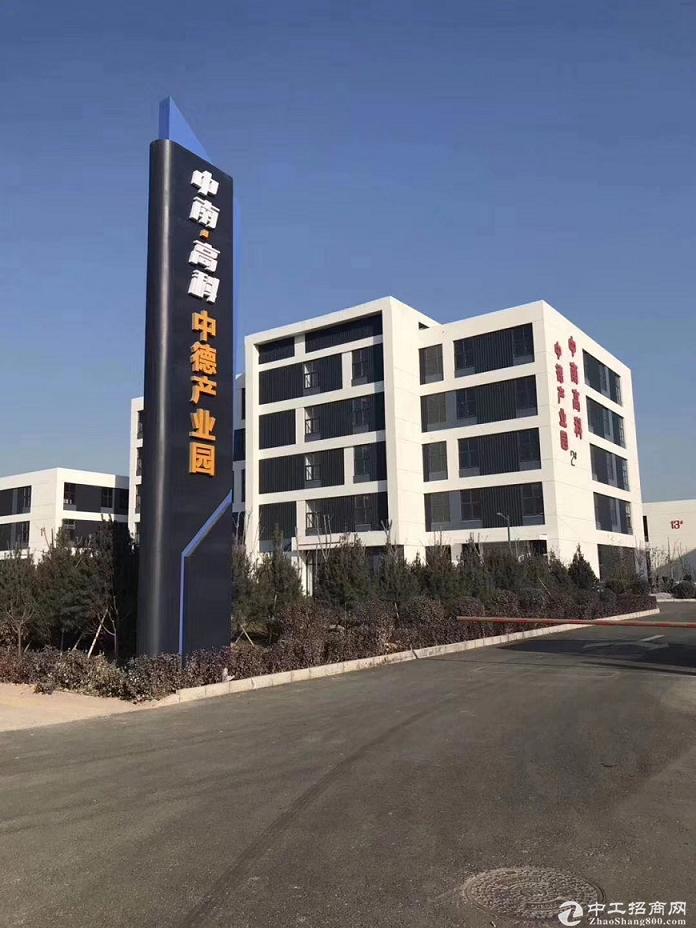 济南市天桥区50年产权【标准厂房】,大环评,可贷款