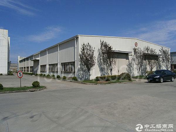 JS3745独栋单层2208平高6米精装办公0.8元