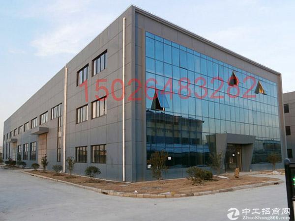 JS5830独栋单层2376平局部办公配行车1600万