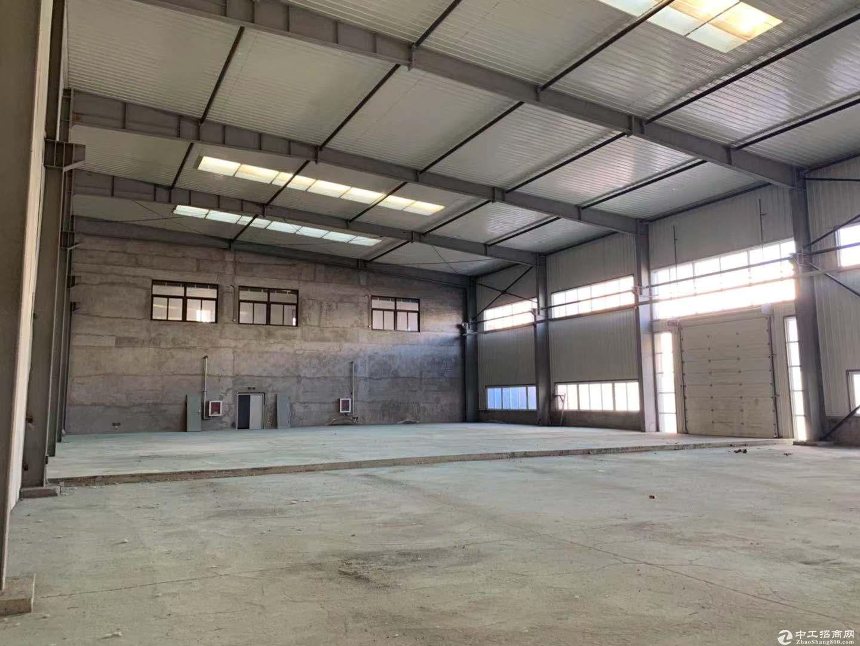 平谷单层轻钢厂房可落生产企业10米调高