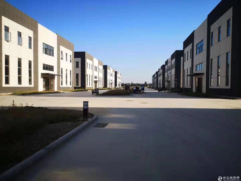 无税收要求 行业限制宽松 独栋单层厂房 厂办一体