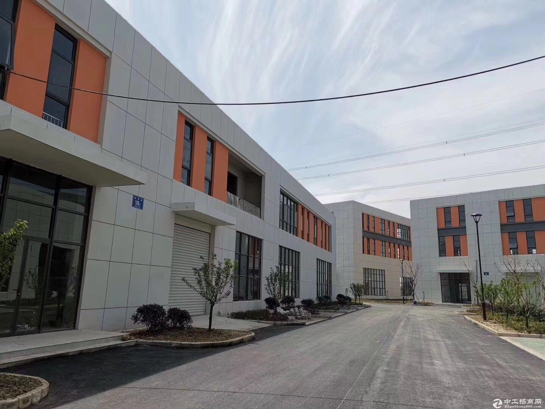 【独立产权】8.1米高层高,标准园区厂房出售,首付2成