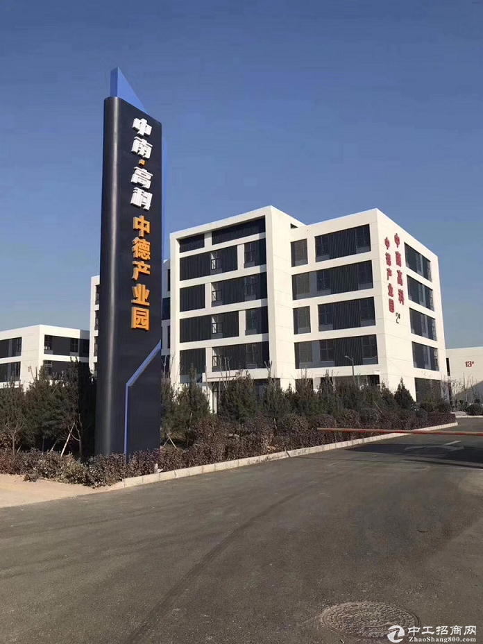 济南市天桥区50年产权【标准厂房】出售,大环评,可贷款