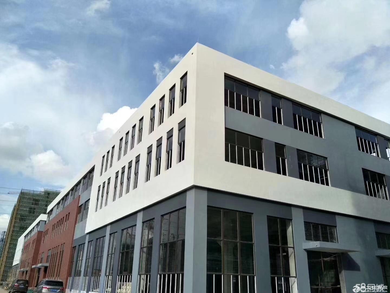 出售高速旁园区标准厂房(1楼8米高);50年产权,证件齐全;可按揭