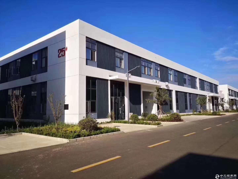济南产业园600-4000平米厂房出售-图2