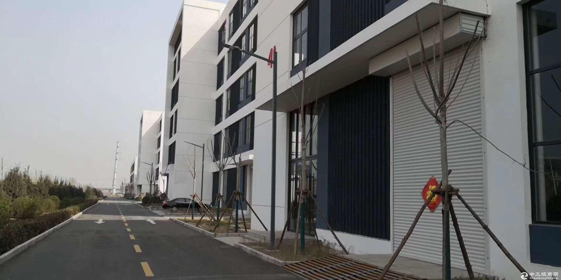 济南产业园600-4000平米厂房出售-图3