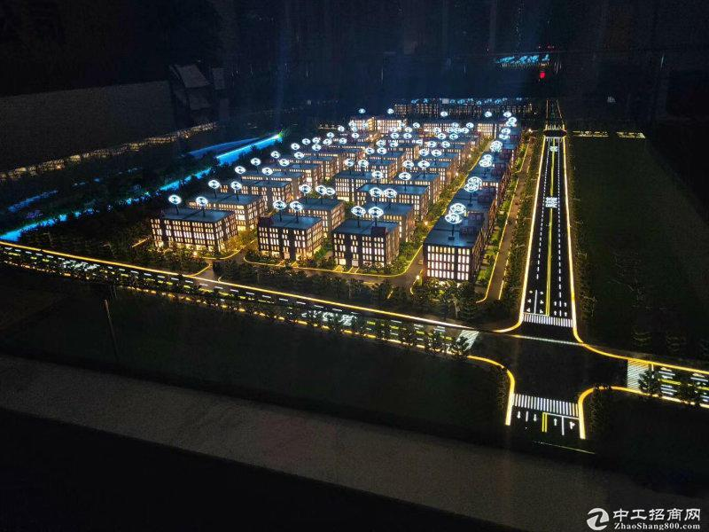 两层独栋厂房急售层高8米、首付2成,2800元起!