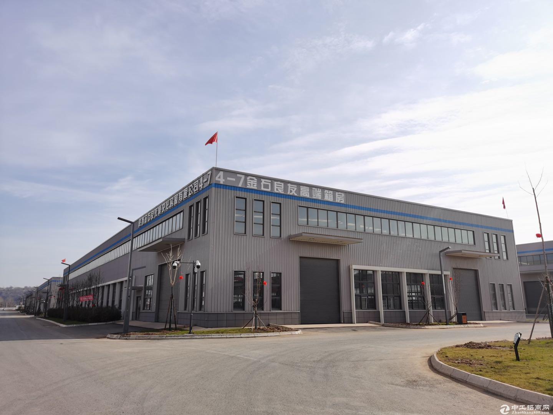 蔡家坡百万平米标准化厂房现房招商