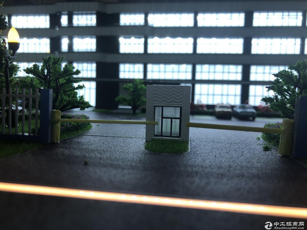 <非中介》环沪上海产权花园厂房  单价4800