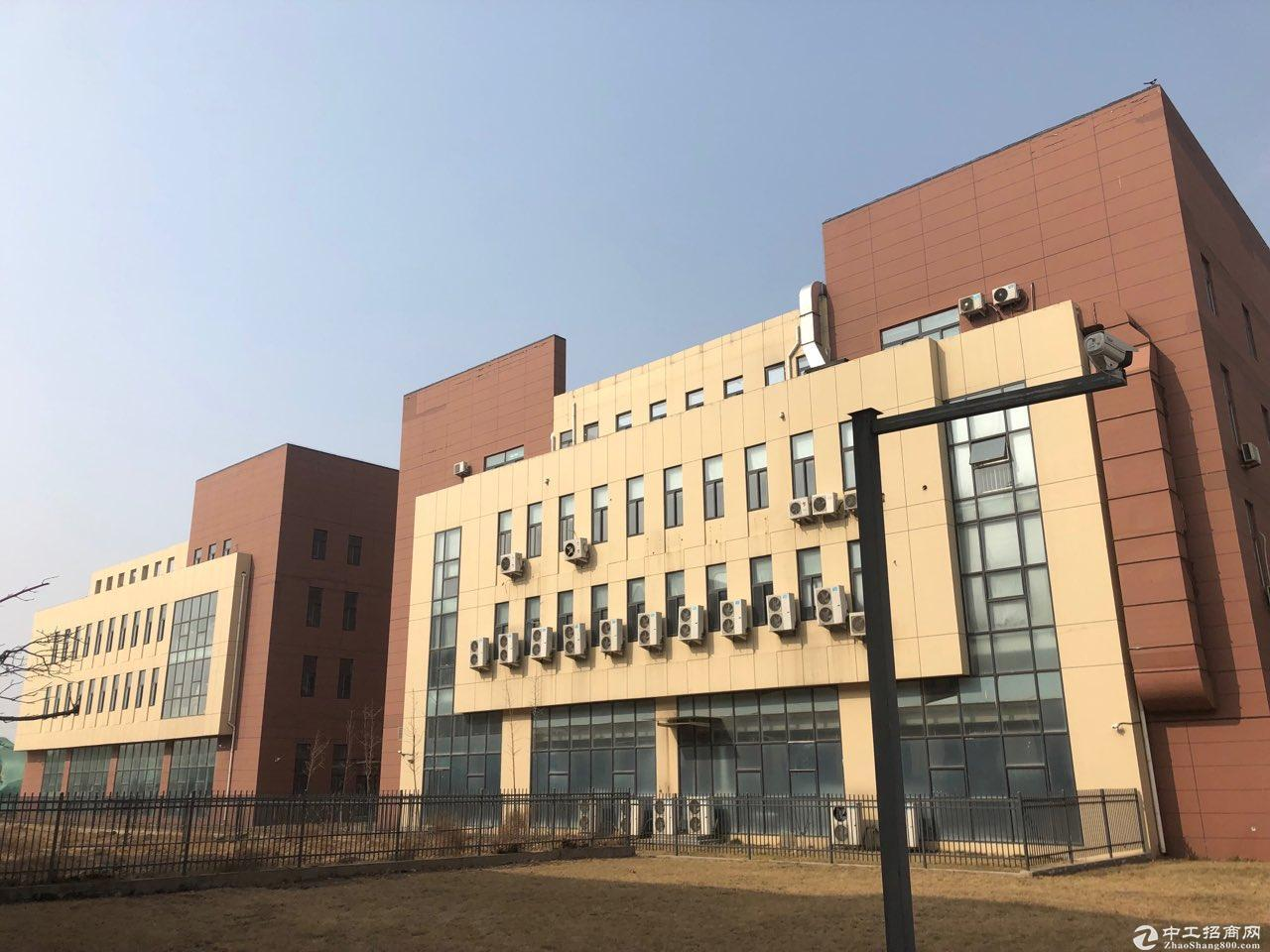 中关村科技园厂房!享受政策 可生产环评 400平 1500平