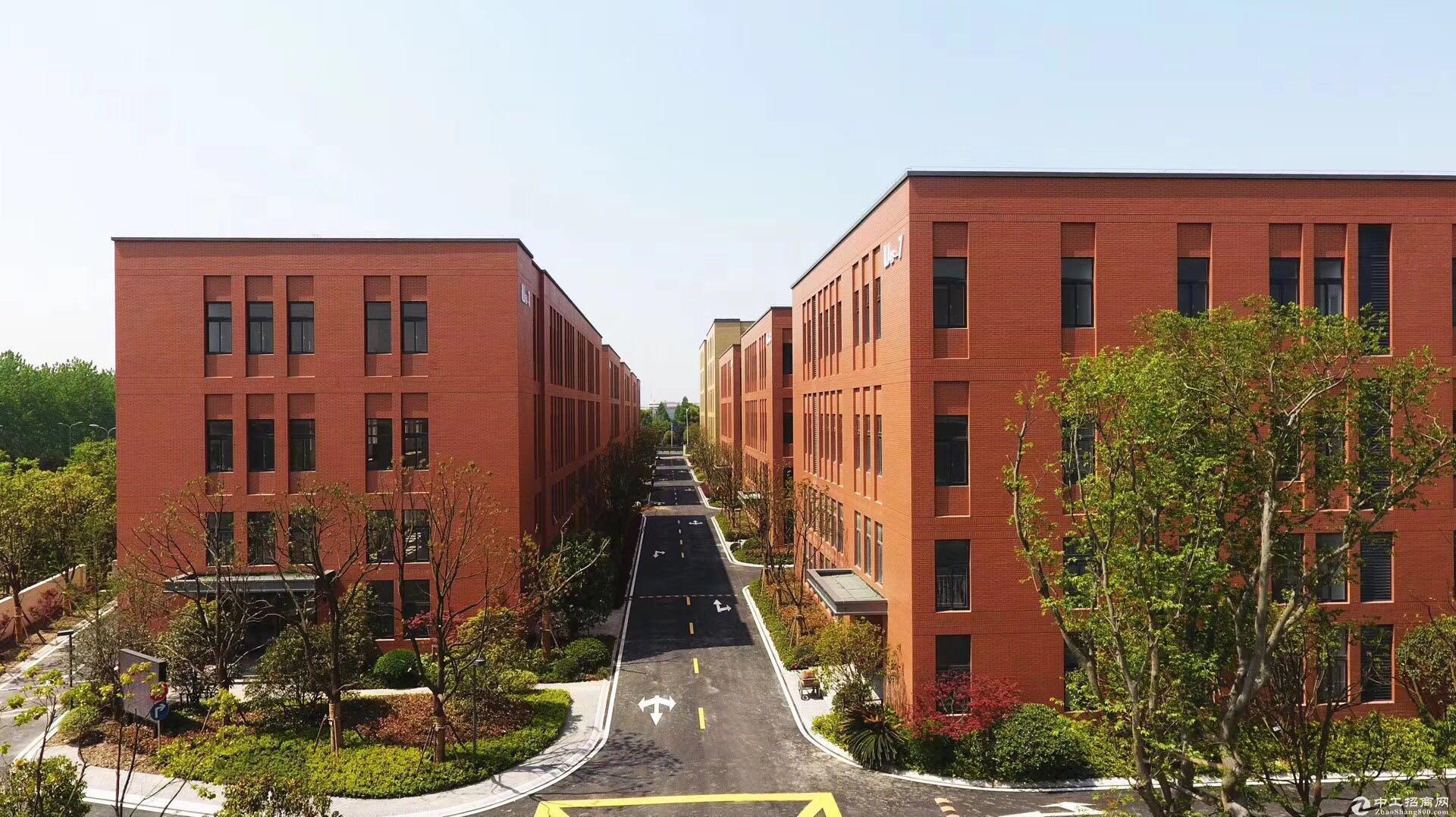 宝山工业园区104板块标准厂房800㎡可分割办环评