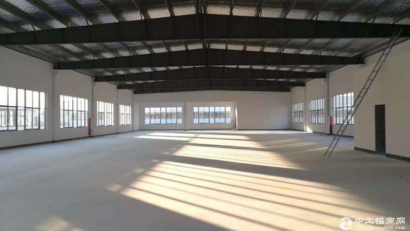 出售厂房 单层钢结构 单价3500 一千平起 首付低 可按揭  办三证