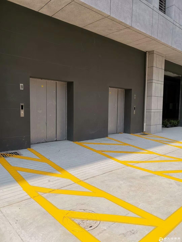 吴中重点项目 工业用地 产业聚集区 高架路旁 高标准 独立产证 首层7.2米 配套食堂宿舍-图3