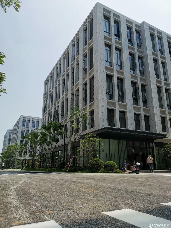 吴中重点项目 工业用地 产业聚集区 高架路旁 高标准 独立产证 首层7.2米 配套食堂宿舍-图5