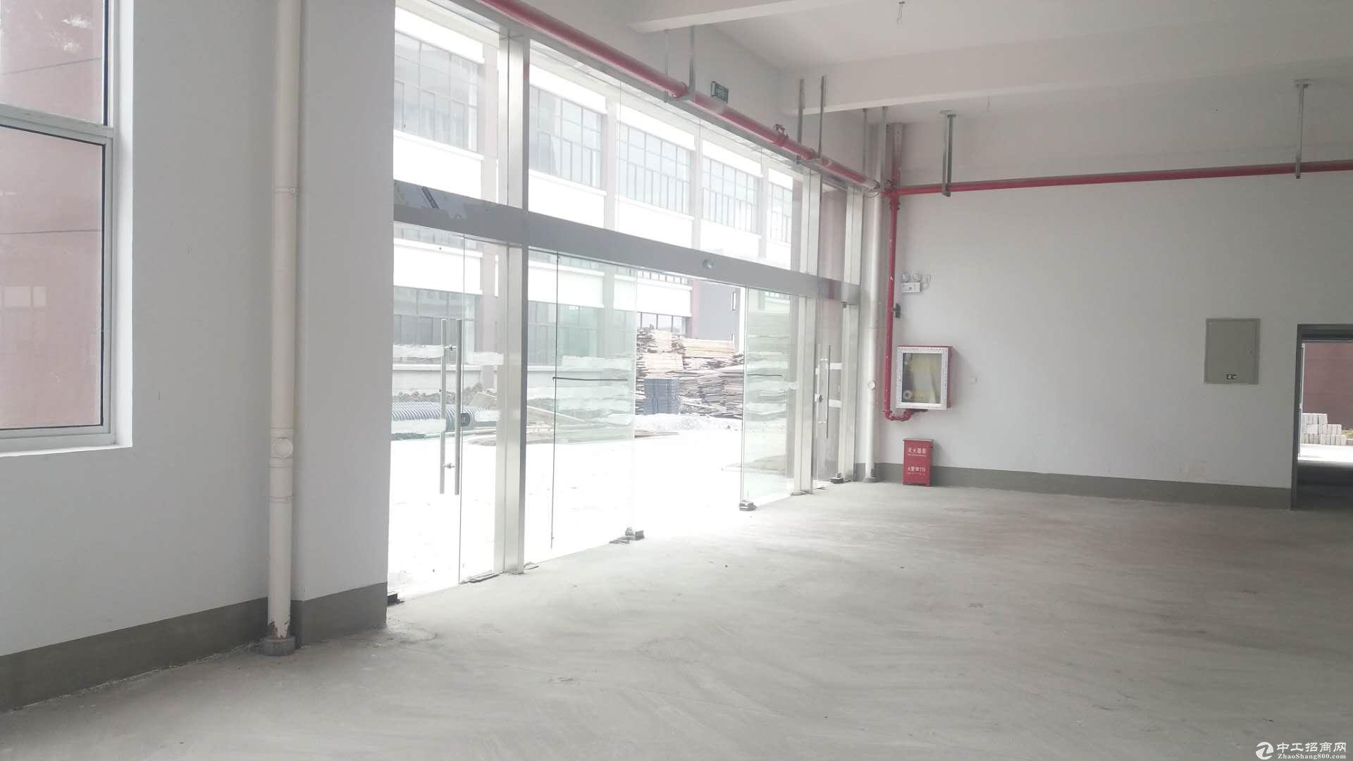 木渎胥口1300平全新厂房租售,大产权可分割