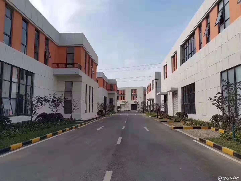 【出租】园区厂房独栋三层租金还可谈有房本可办理公司各种手续-图3