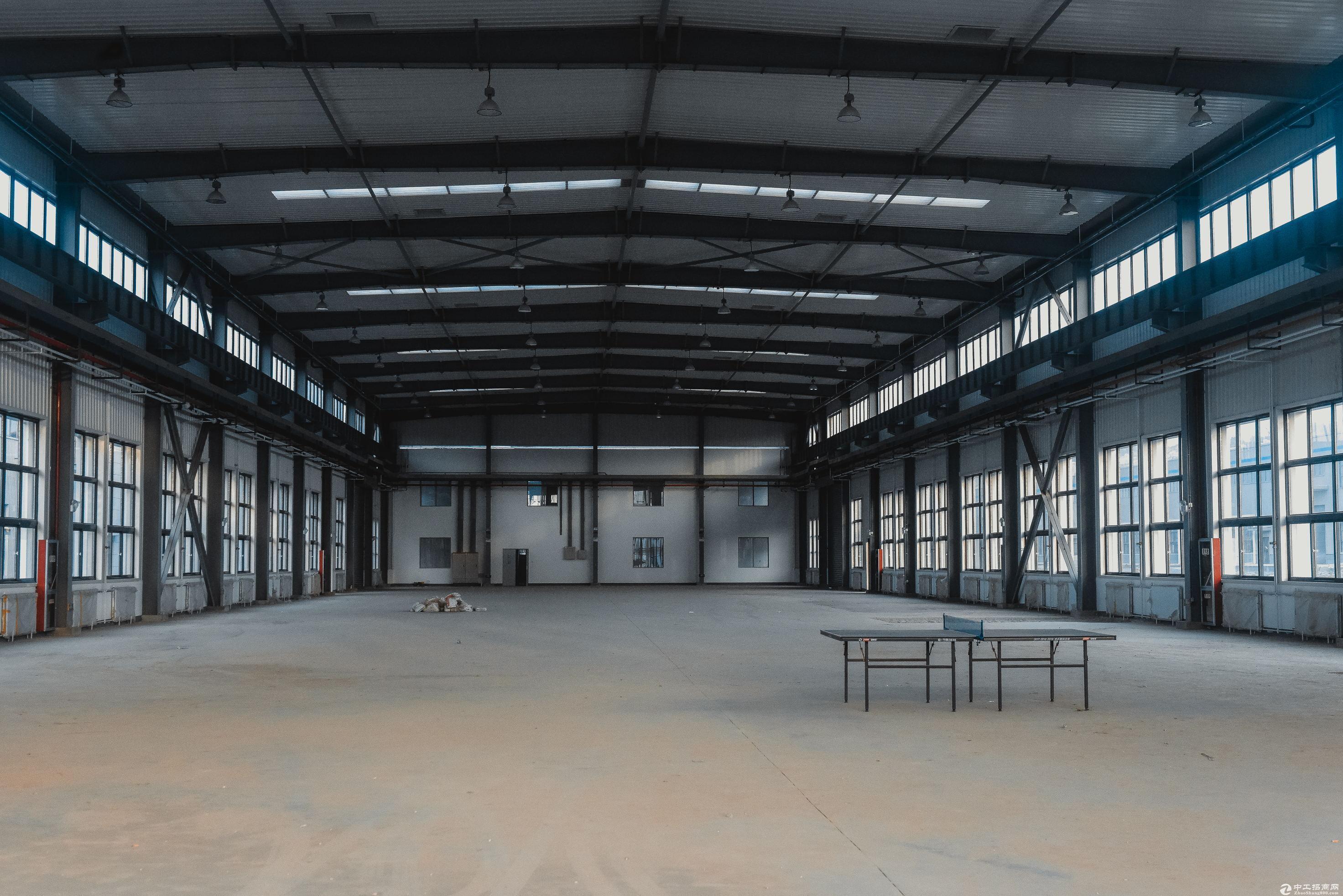 蔡家坡百万平米标准化厂房现房招商图片7