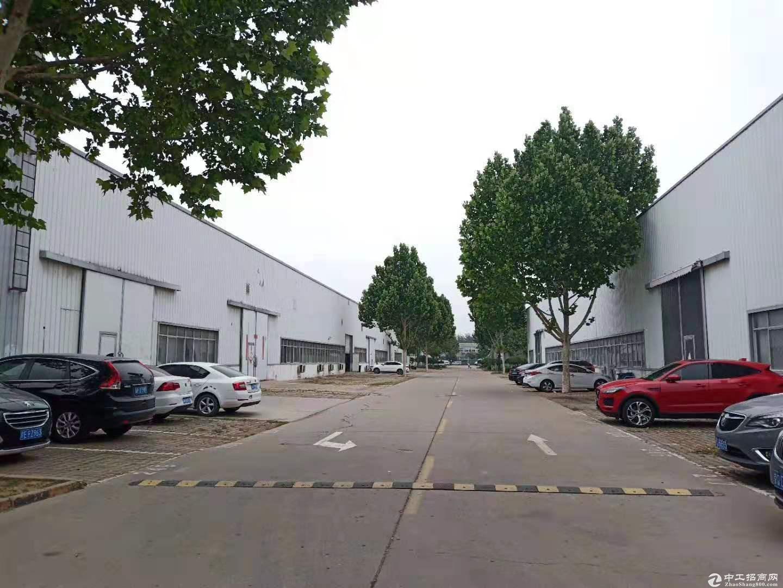 稀缺带办公区域型轻钢厂房库房 找一千平米厂库房看这里!