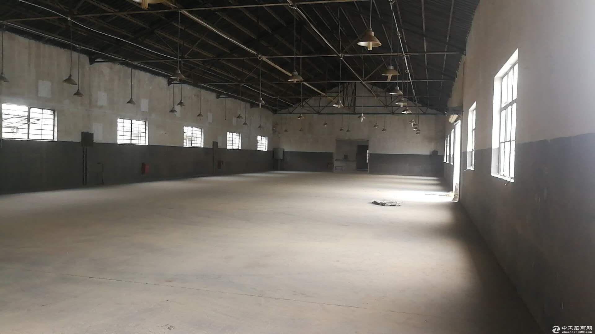 康桥东路200平500平单层厂房仓库1元出租
