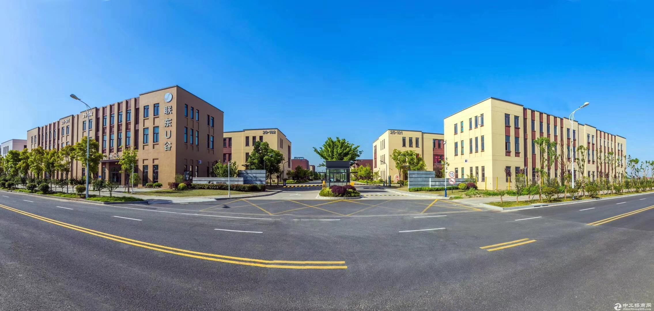 1550平,50年独立产权,新建标准厂房,紧邻高架-图8