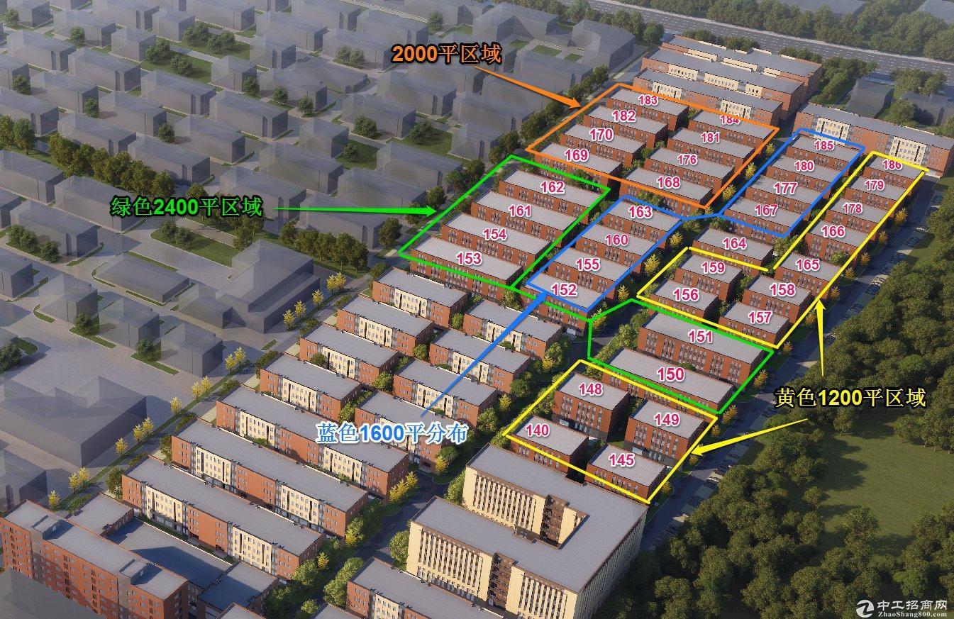 《出售》天津高速旁2000㎡厂房,7.2米高,能贷款/环评,多行准入