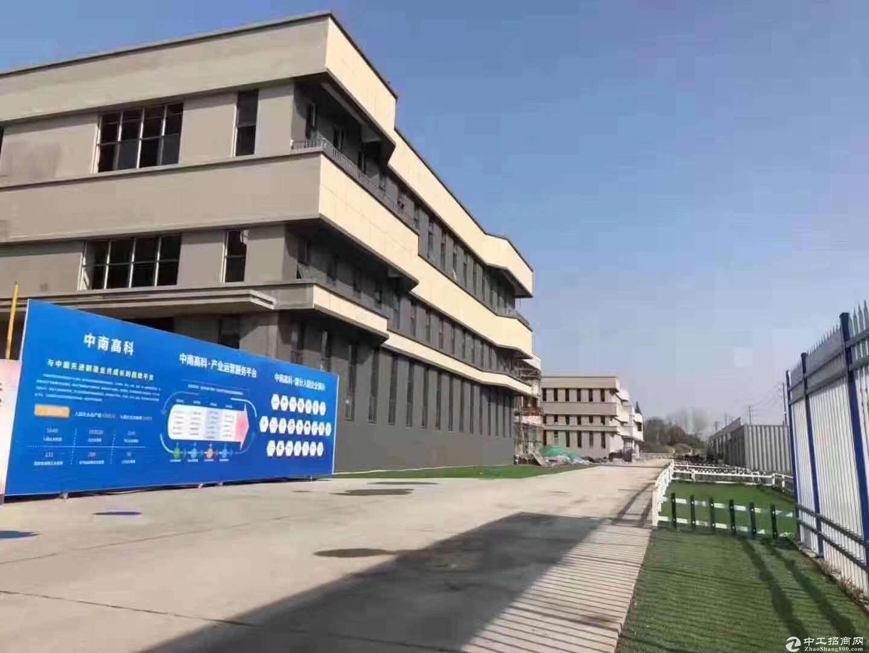 准现楼,50年产权3层独栋厂房,首付低图片4