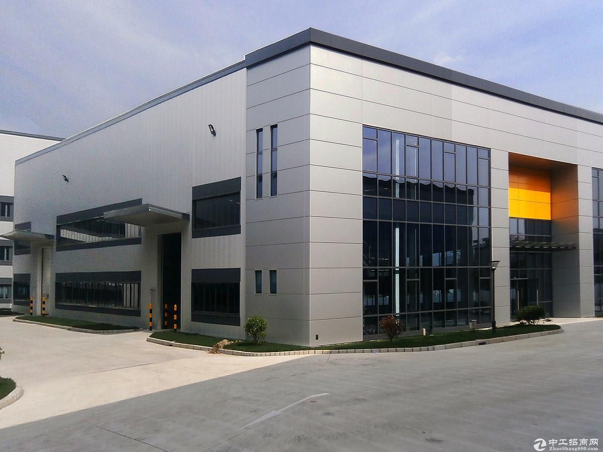 JS3199独栋钢构3360平高12米配办公可架行车