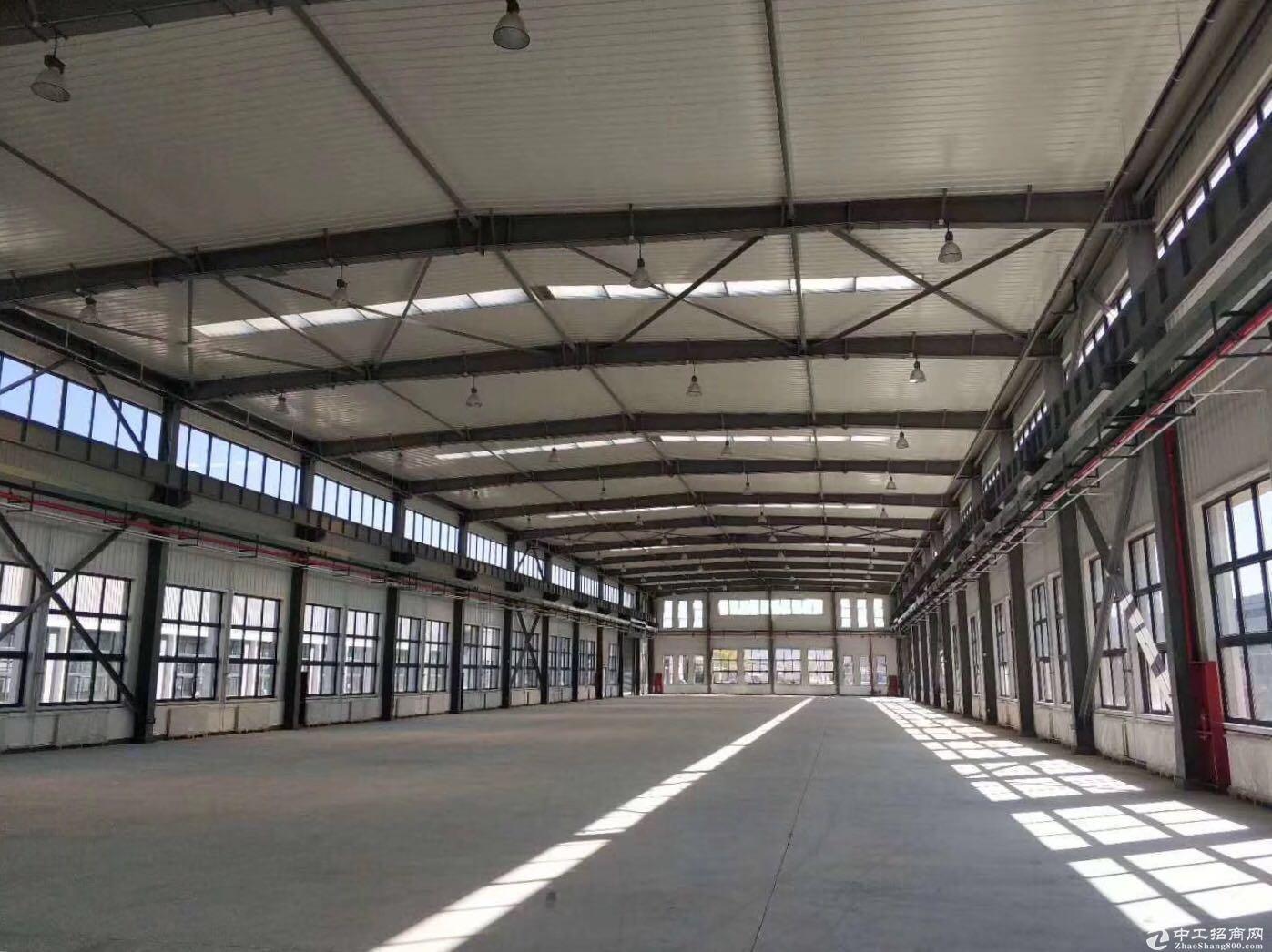 标准化工业园区厂房现房招商图片1