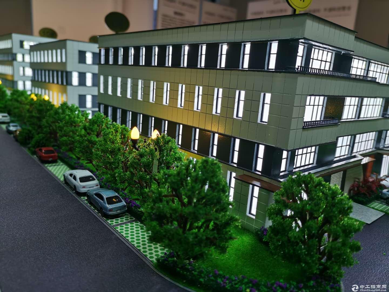 嘉兴平湖独栋3层厂房出售层高8.1米可架3-5T行车-图7