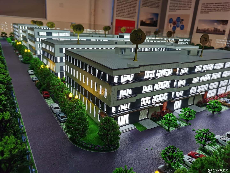 嘉兴平湖独栋3层厂房出售层高8.1米可架3-5T行车-图3
