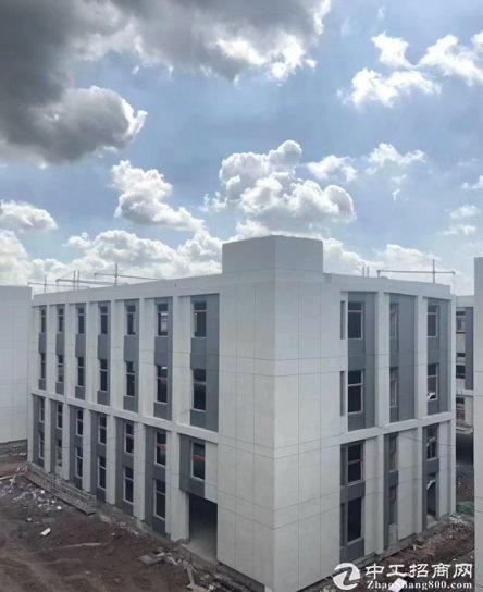 上合自贸区 联东U谷胶州标准厂房三层双证 可贷款 随时看房