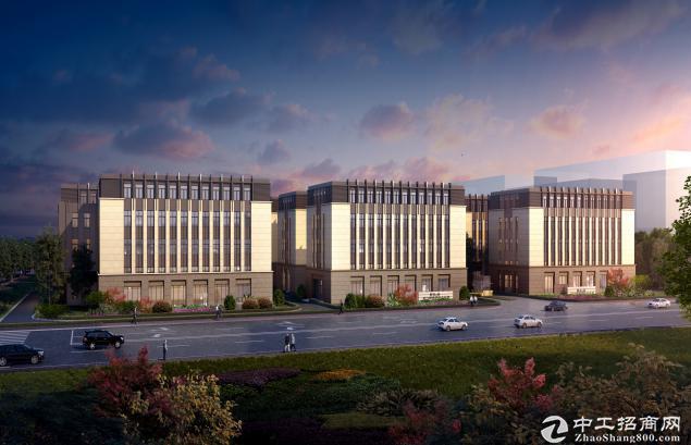 青浦厂房出售 50年产证 园区形象 104地块